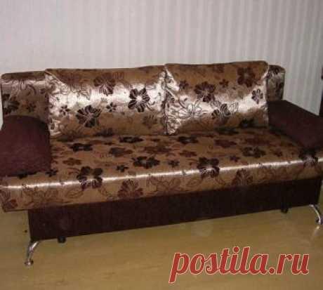 Как перетянуть диван своими руками — Лайфхаки
