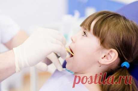Стоматит у ребенка: чем лечить