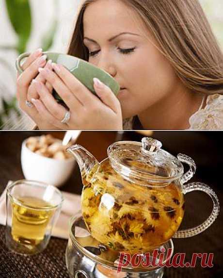 Успокаивающий чай | Аптека под ногами