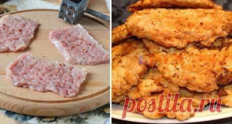 Мясо получается безумно вкусным и мягким!