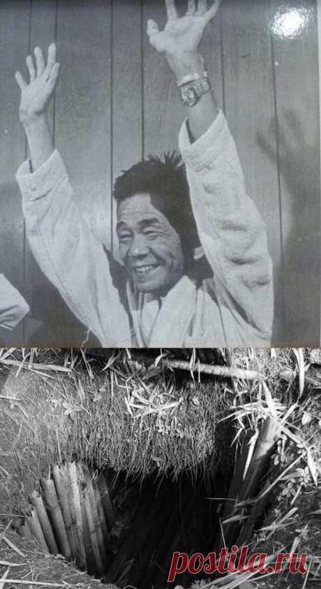 Японский солдат не сдавался в плен 28 лет…