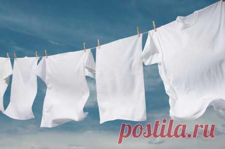 Как стирать белое бельё, чтобы оно было белоснежным. Забытые секреты наших бабушек | Роскошная Усадьба | Яндекс Дзен