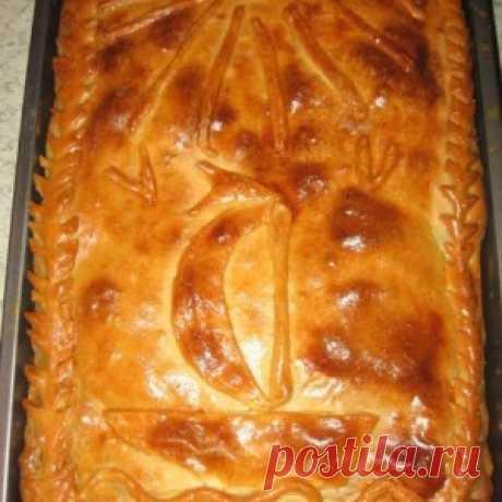 Превкусное тесто с отварным картофелем. А вы так готовили пироги?