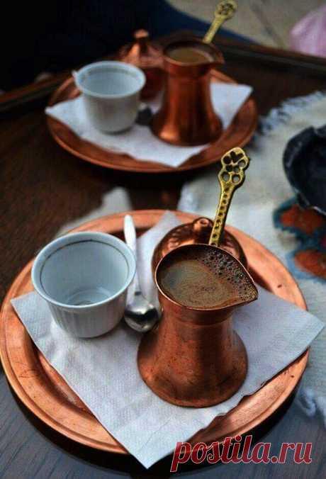Как правильно заваривать кофе в турке - простая инструкция от А до Я - БУДЕТ ВКУСНО! - медиаплатформа МирТесен