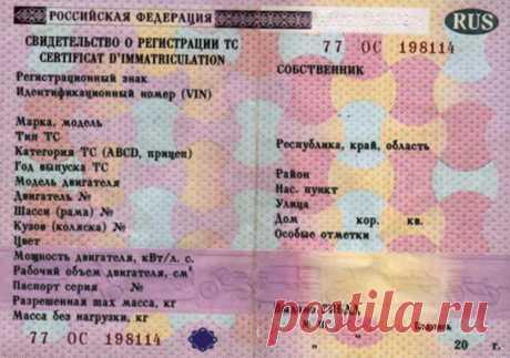 Документы на авто: что нужно при оформлении купли/продажи? :: SYL.ru