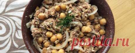 Диетический салат из рыбных консервов - Диетический рецепт ПП с фото и видео - Калорийность БЖУ