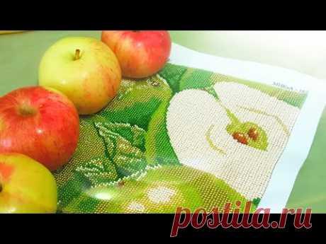 ГОТОВЫ Яблочки от Мика/ИТОГИ голосования: Что дальше вышивать)))/вышивка бисером
