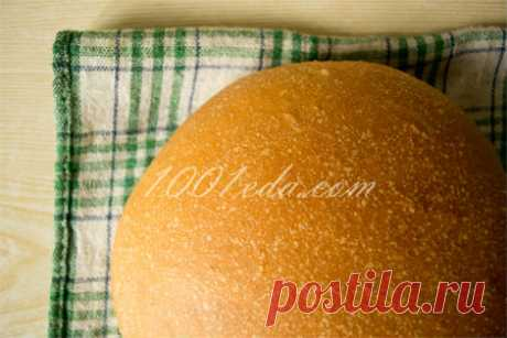 "белый домашний хлеб ""Чистый"""
