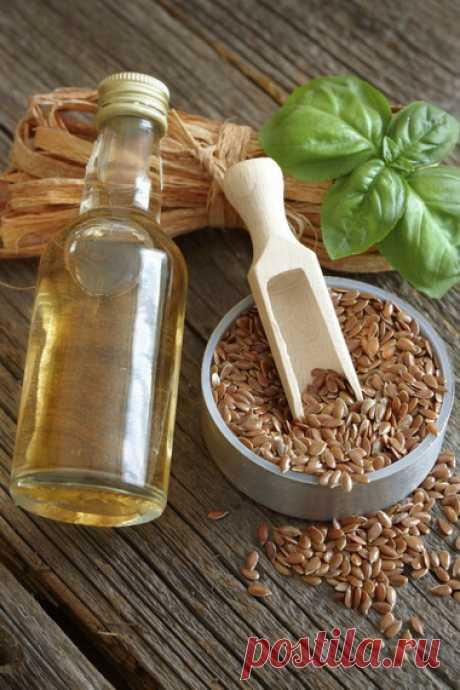 Рецепты с льняным маслом для тела, руг, ног и ногтей