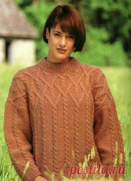 Вяжем араны и жгуты по журналу Knitters Magazine   Дневник рукодельницы   Яндекс Дзен