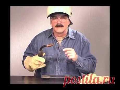 Semi-automatic welding (Part 3, RUS)