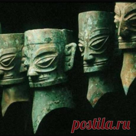 Загадочные артефакты таинственного царства Шу | Журнал РЕПИН.инфо