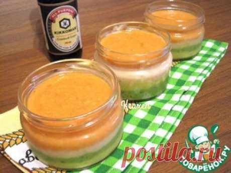 """Хумус """"Палитра вкусов"""" - кулинарный рецепт"""