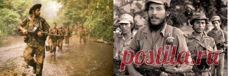 ● О гражданской войне в Никарагуа ● ✨ ✧   Гражданская война в Никарагуа длилась почти десятилетие. Многие советские граждане следили за ходом этой войны по телевизору, читая газеты. Сражались только кубинцы, а советские старались дружить с американцами. Американцы все правильно поняли и подожгли костер войны в самом СССР.