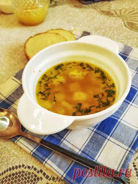 Суп куриный - идеальный и полезный для всей семьи. Более 150 рецептов