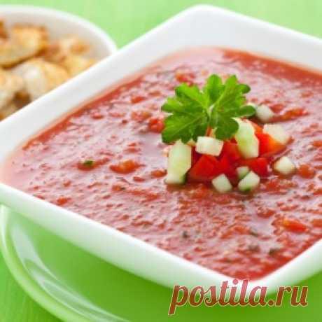 Гаспачо: Секреты холодного томатного супа