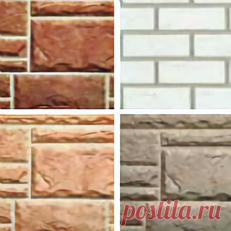 Фасадные стеновые панели для наружной обшивки дома, плюсы и минусы: Чем отделать +Фото и Видео