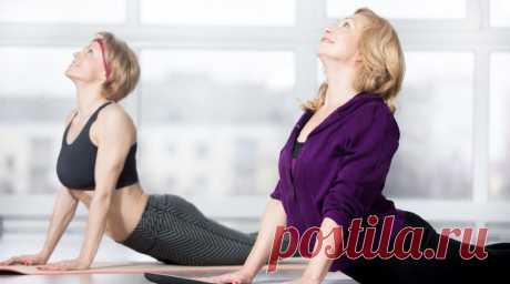 Женщинам за 40 обязательно! Эти 5 упражнений нужно выполнять каждый день. – В Курсе Жизни