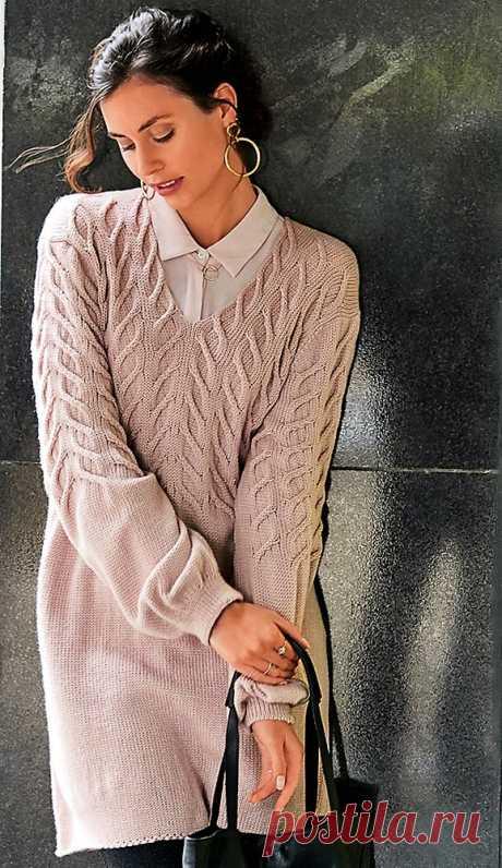 Пуловер / Платье