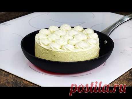 ТРИ самых вкусных ТОРТА на обычной сковороде! БЕЗ ДУХОВКИ! Простые рецепты тортов!