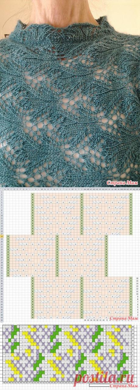 Pattern spokes, very beautiful!