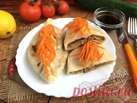 Пигоди по-корейски — рецепт с фото. Как приготовить корейские пирожки Подробный рецепт с фото покажет, как приготовить пигоди по-корейски или корейские пирожки с капустой и фаршем в мантоварке на пару.