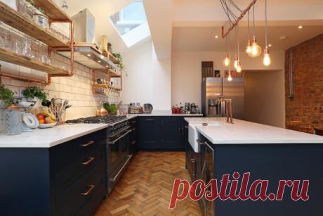 Современный тренд – кухни без верхних шкафов: плюсы, минусы, стоит ли оно того?