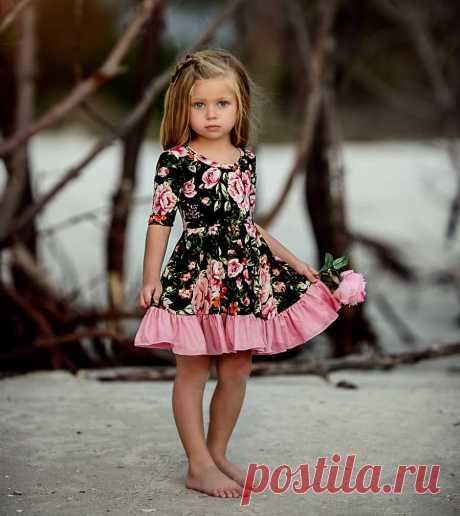 Юные модницы от Ирины Черноусовой