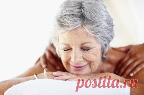 Ароматерапия для пожилых...