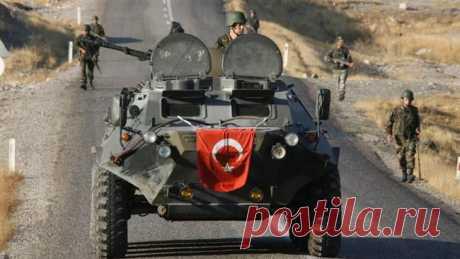 Турецкий марш наМосул: Анкара нарывается навойну сИраком, чтобы закрыть проливы?