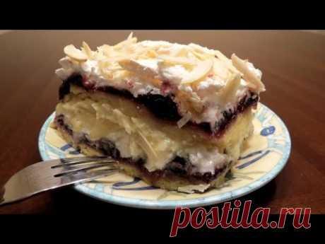 Великолепный торт «Пани Валевская»: пробовала один раз, восхищаюсь по сей день!