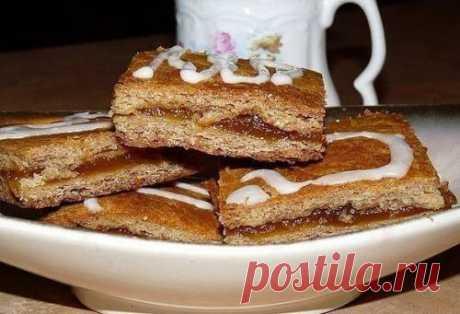 Тульские пряники - рецепт с фото / Простые рецепты