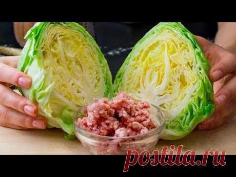 Единожды попробовав этот способ приготовления капусты, вы навсегда влюбитесь в него!| Appetitno.TV