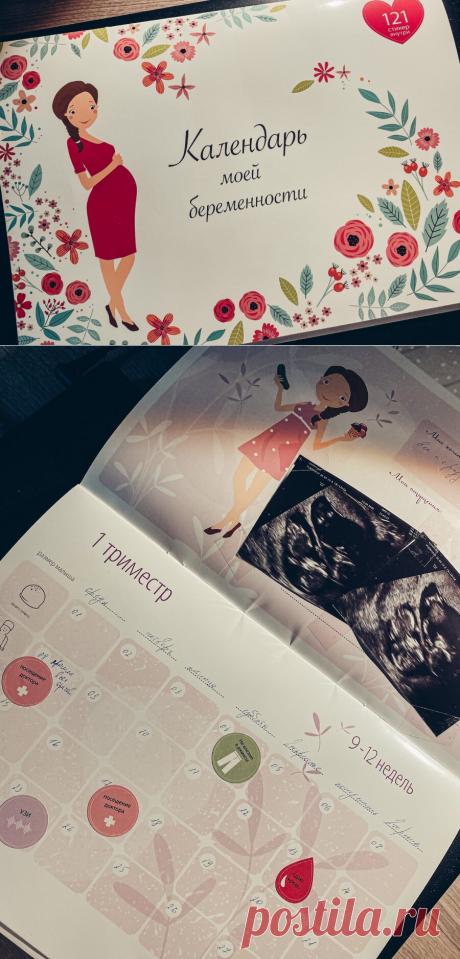 Купила дневник беременности, полезная вещь оказалась | Жизнь Вупсеня и Пупсеня | Яндекс Дзен
