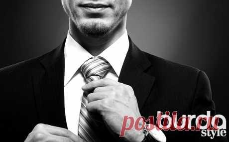 Как сшить мужской галстук — Мастер-классы на BurdaStyle.ru