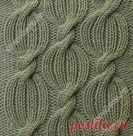 pattern 434 | catalog knitted spokes of patterns