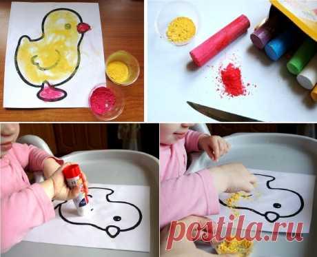 Птички. Поделки с детьми от 1,5 лет, в разной технике   Поделки, рукоделки, рецепты   Яндекс Дзен