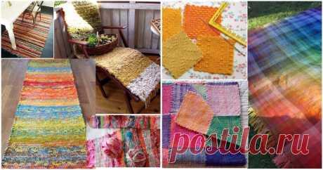 Ручное ткачество: Бесконечное множество идей для применения ...