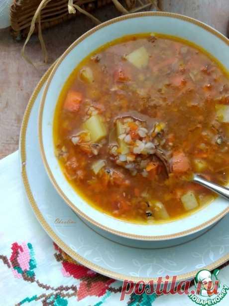 Килечный суп с гречневой крупой – кулинарный рецепт