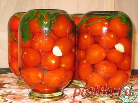 Помидоры по-белорусски — Чудо поваренок