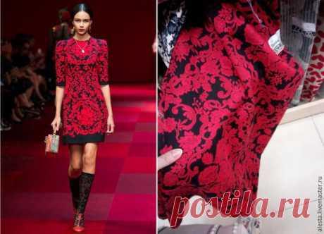 Дизайнерское платье своими руками (МК для новичков) — Рукоделие
