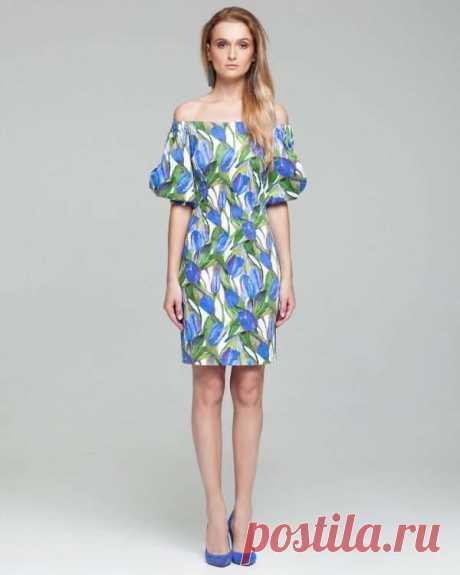 Модные летние платья и сарафаны 2020: фото | Краше Всех