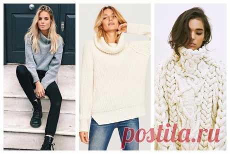 Как отличить свитер от джемпера, а пуловер — от кардигана? — BurdaStyle.ru