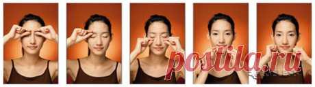 Корейский миостимулирующий самомассаж лица