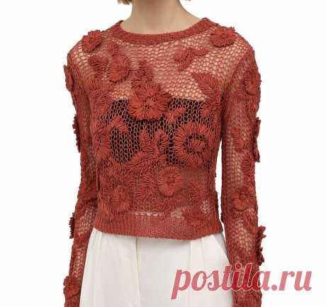 Вязать модно: брендовые новинки трикотажа в ЦУМе | Paradosik_Handmade | Яндекс Дзен
