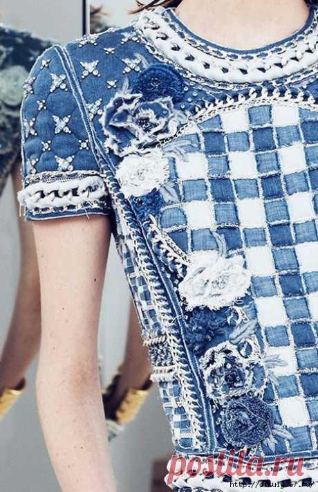 Супер идеи из джинсовой ткани и переделка старых джинсов