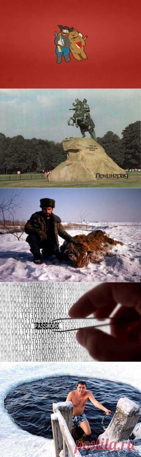 (+1) тема - 10 фактов о русских глазами американского гражданина | Среда обитания