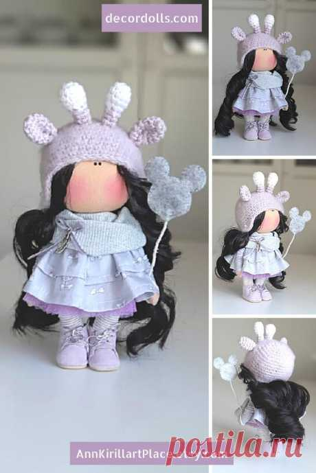 Nursery Design Doll Custom Made Doll Tilda Christmas Gift | Etsy