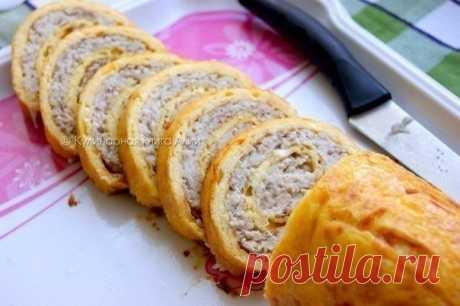 Chicken roll | School of the chef