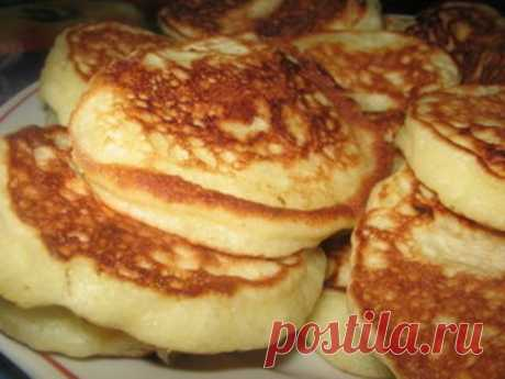 Fritters Fat men - the recipe with a photo - how to prepare - ingredients, structure, a preparation time - Children of Mail.Ru
